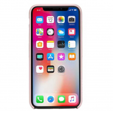 Чехол Incase Textured Snap Case для iPhone X, розовое золото, фото 3