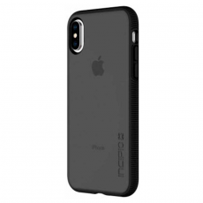 Чехол-накладка Incipio Octane для iPhone X/Xs, поликарбонат, прозрачный / черный, фото 1