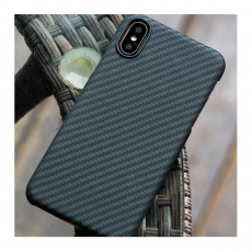 Чехол Pitaka MagCase для Apple iPhone X, черный/серый, фото 5