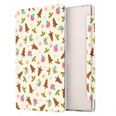 Чехол Rock Annes Garden Series для iPad Pro 10.5, белый, фото 1