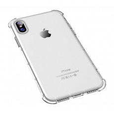 Бампер Rock FencePro Series для iPhone X, прозрачный, фото 1