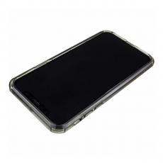 Бампер Rock FencePro Series для iPhone X, прозрачный чёрный, фото 2