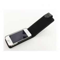 Чехол True Leather case 4G , kind-C для iPhone 4/4S, черный, фото 2