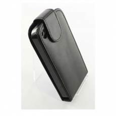 Чехол True Leather case 4G  kind-C для iPhone 4/4S, черный, фото 1