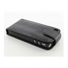 Чехол True Leather case 4G kind-C для iPhone 4/4S, черный, фото 2