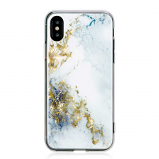 Чехол Bling My Thing Reverie Alabaster для iPhone X, белый, фото 1