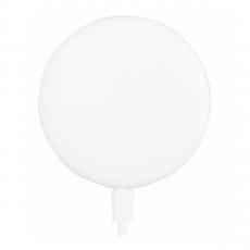 Беспроводное зарядное устройство Xiaomi Wireless Charger, белое, фото 1