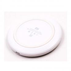 Беспроводное зарядное устройство Xiaomi Wireless Charger, белое, фото 3