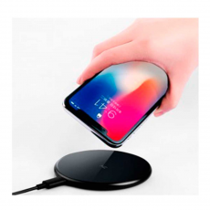 Беспроводное зарядное устройство Xiaomi ZMI Wireless Charger, черное, фото 2