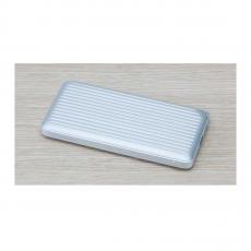 Внешний аккумулятор Rock Evo, USB-A, 2 USB-C, 10000 mAh, серебристый, фото 3