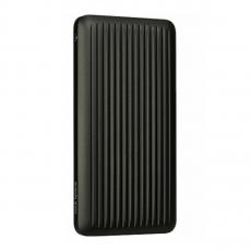 Внешний аккумулятор Rock Evo,USB-A, USB-C, 10000 mAh, тёмно-серый, фото 1