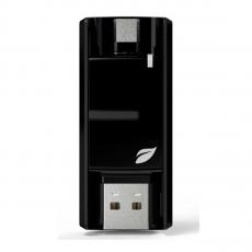 Флеш-накопитель Leef iBridge 3 Pendrive, Micro-USB, 32 Гб, чёрный, фото 1