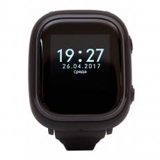 Детские умные GPS-часы EnBe Enjoy the Best Children Watch, черные, фото 2
