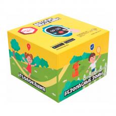 Детские умные GPS-часы EnBe Enjoy the Best Children Watch, черные, фото 4