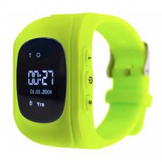 Детские часы-телефон Wonlex Baby Watch Q50, желтые, фото 1
