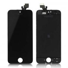 Дисплейный модуль для iPhone 5, восстановленный оригинал, черный, фото 1