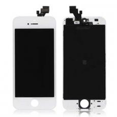 Дисплейный модуль для iPhone 5 восстановленный оригинал, белый, фото 1