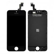 Дисплейный модуль для iPhone 5S/SE, оригинал, черный, фото 1