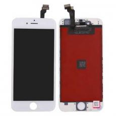 Дисплейный модуль для iPhone 6, восстановленный оригинал, белый, фото 1