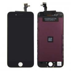 Дисплейный модуль для iPhone 6, восстановленный оригинал, черный, фото 1