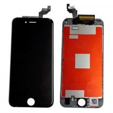 Дисплейный модуль для iPhone 6S, восстановленный оригинал, черный, фото 1