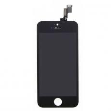 Дисплейный модуль iPhone 5S, восстановленный оригинал, черный, фото 1