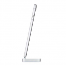 Док-станция Apple для iPhone, серебристый, фото 3
