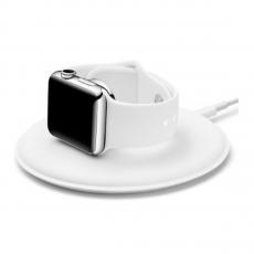 Док-станция Apple Magnetic Charging Dock, для Apple Watch, белый, фото 3