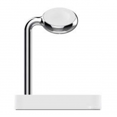 Док-станция Belkin Watch Valet Charge Dock для Apple Watch, белая, фото 1