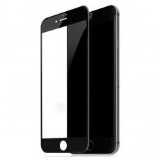 Защитное стекло 2,5D 9H для iPhone 6/6S Plus, черное, фото 1