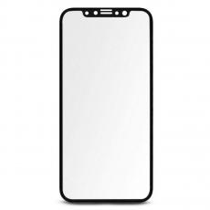 Защитное стекло 2,5D 9H для iPhone X, матовое черное, фото 1