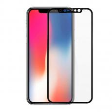 """Защитное стекло Mocoll """"Pearl"""" SIMPLE 3D для iPhone X, черный, фото 1"""