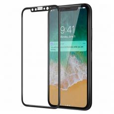 """Защитное стекло Mocoll """"Black Diamond"""" 2.5D для iPhone X, черный, фото 1"""