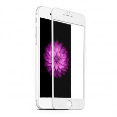 """Защитное стекло Mocoll """"Pearl"""" 3D для iPhone 7 и 8, белый, фото 1"""