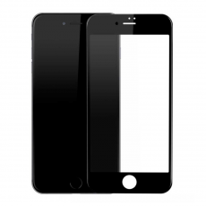 """Защитное стекло Mocoll """"Black Diamond"""" 2.5D для iPhone 6 и 6S, чёрный, фото 1"""