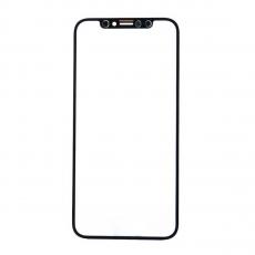 Защитное стекло 2.5D 9H для iPhone X, чёрный, фото 1