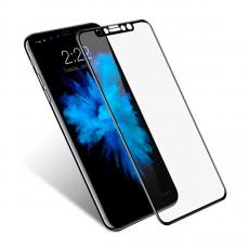 """Защитное стекло Mocoll """"Black Diamond"""" 2.5D Simple для iPhone X, черный, фото 1"""