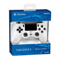 Игровой контроллер Sony DualShock 4 Wireless Controller для Sony PS 4, белый, фото 3