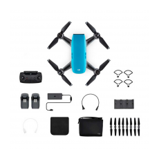 Квадрокоптер Spark Combo, голубой, фото 1