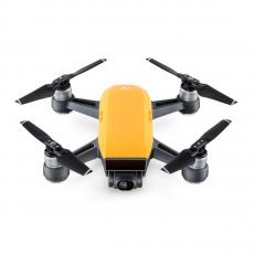 Квадрокоптер Spark + 2 доп. батареи, желтый, фото 2