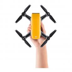 Квадрокоптер Spark + 2 доп. батареи, желтый, фото 4