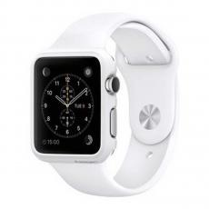 Клип-кейс Spigen для Apple Watch 38 mm Thin Fit, белый, фото 1