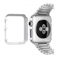 Клип-кейс Spigen для Apple Watch 38 mm Thin Fit, белый, фото 3