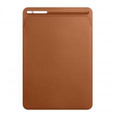 Кожаный чехол-футляр Apple для iPad Pro 10,5, золотисто-коричневый, фото 1