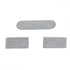Комплект защитных сеточек для iPhone 4/4S, оригинал, фото 1