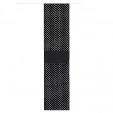 Миланский сетчатый браслет для Apple Watch 38 мм, чёрный, фото 1
