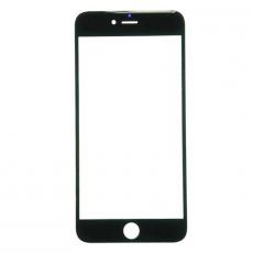 Переднее стекло для iPhone 6 Plus, класс А, черный, фото 1