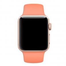 Ремешок Apple спортивный для Apple Watch 42 мм, фламинго, фото 2