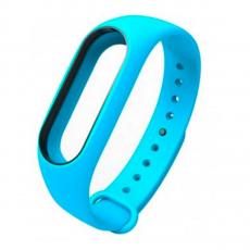 Сменный ремешок для Хiaomi Mi Band 2, синий, фото 1