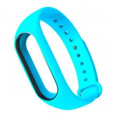 Сменный ремешок для Хiaomi Mi Band 2, синий, фото 2